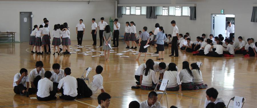山口県桜ケ丘高等学校